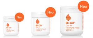 Bi Oil Gel für trockene Haut